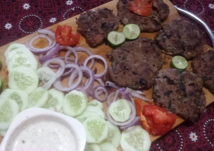 Easiest Way to Prepare Quick Chapli kabab