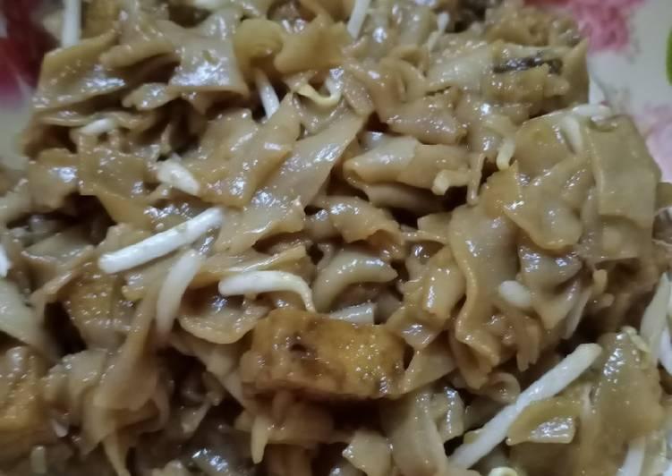 Kuey Teow Goreng Moreh