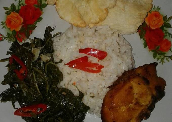 Cara Membuat Nasi Liwet Komplit Enak