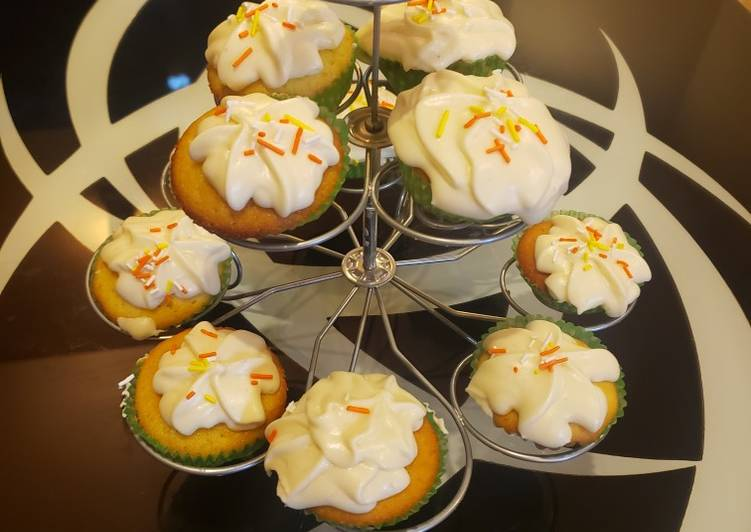 Easiest Way to Prepare Award-winning Perfect cupcakes