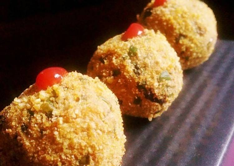 Easiest Way to Prepare Any-night-of-the-week Tofu Spinach Balls