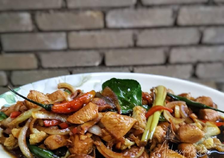 Paprik Ayam Cam-campak - velavinkabakery.com