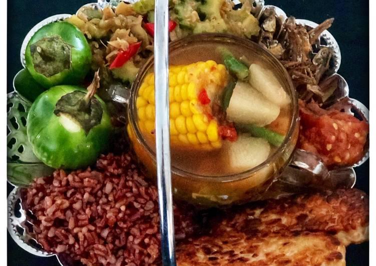 Resep Sayur asem Sehat