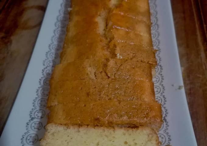 Cake moelleux au citron 🍋