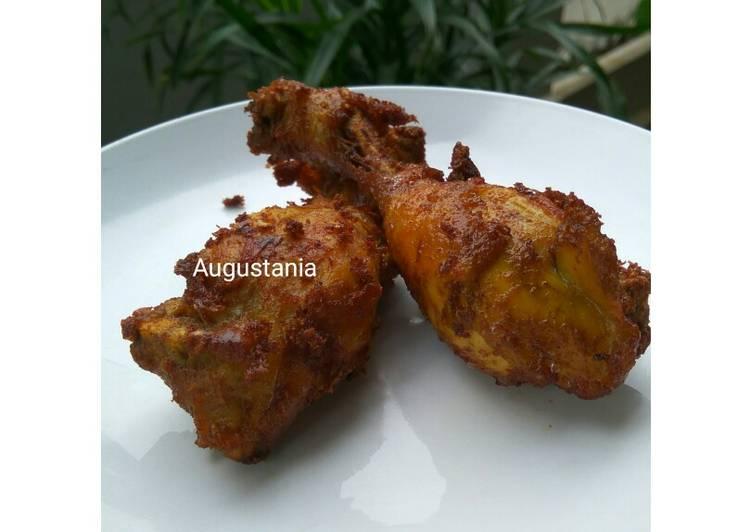 Ayam Goreng Bumbu Soto