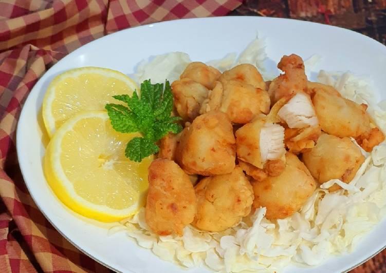 7 Resep: Chicken Karaage (ayam bumbu balut tepung) Anti Gagal!