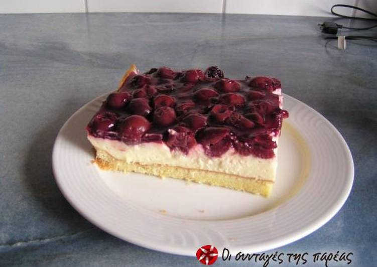 Recipe of Award-winning Cherry pie 4