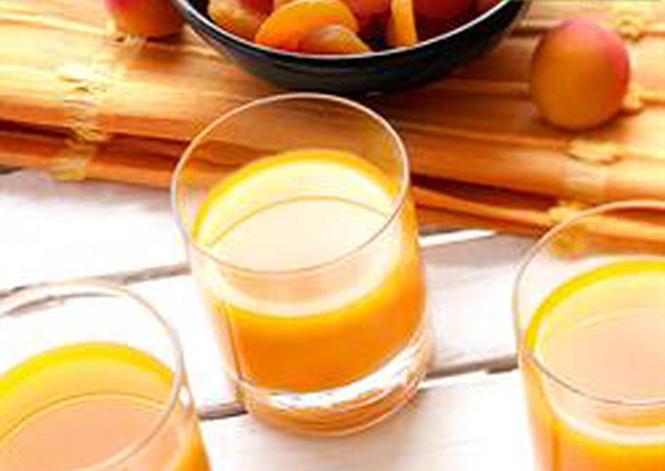 Apricot sherbet - sharab qamar ed-deen