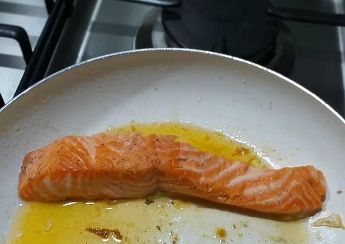Salmon mentega/margarin