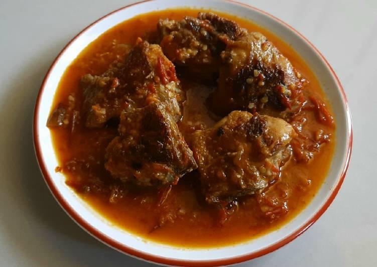 Ayam Panggang Santan Wiradesa
