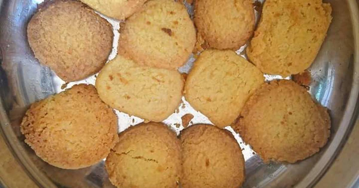 3ingredients Crunchy Biscuits Recipe By Catherine Ochieng Cookpad