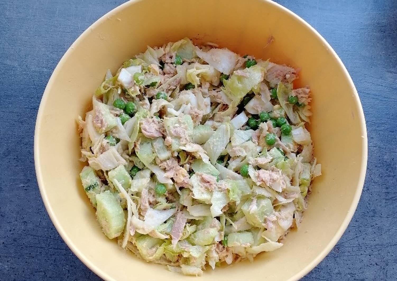 рецепты сытных салатов с фото осмотре