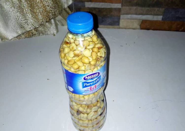 Recipe: Perfect Fried groundnut