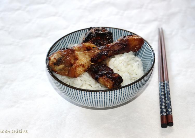 Comment Préparer Des Cuisses de poulet marinées à la chinoise