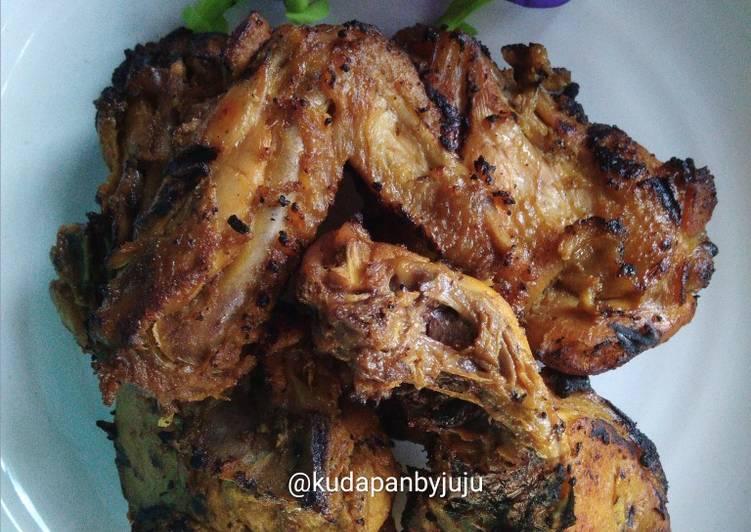 Ayam bakar ungkep kecap