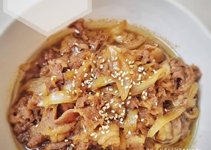 Yoshinoya Beef BBQ