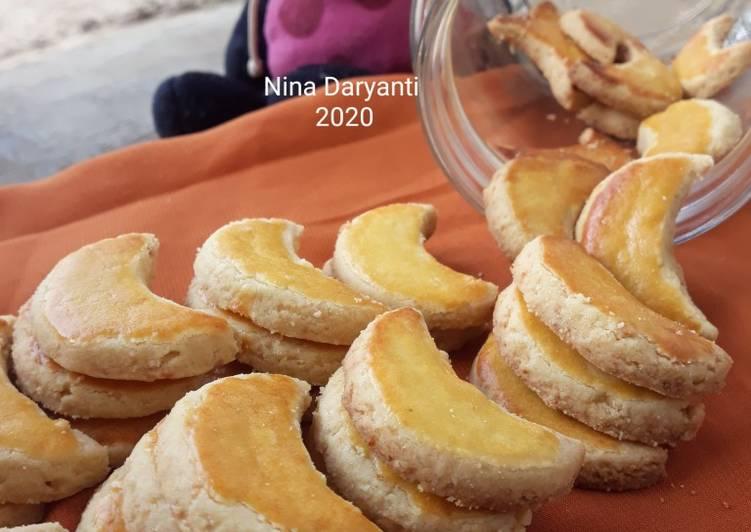 Kue kacang keju Crunchy - cookandrecipe.com