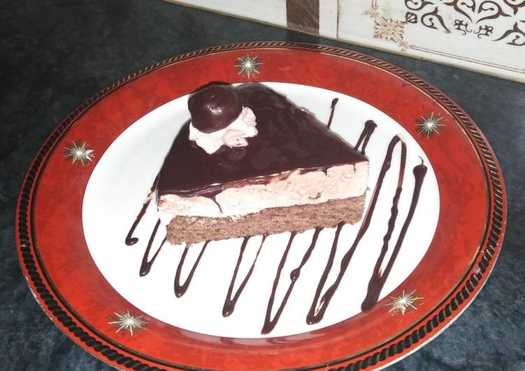 Choclate mousse cake 🎂