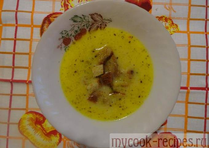 Recipe: Yummy Recipe of onion soup with cheese