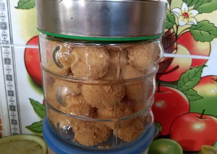 Nastar abon bawang goreng - cookandrecipe.com