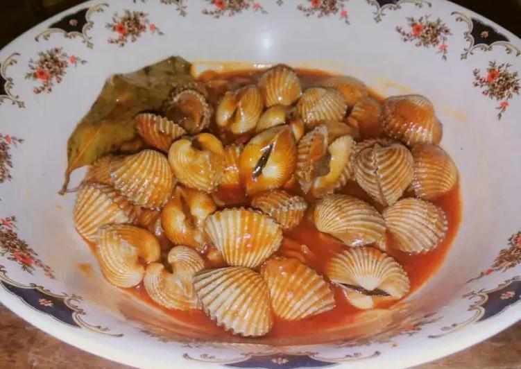 resep masakan kerang dara asam manis resep manis masakan indonesia Resepi Asam Pedas Padang Enak dan Mudah