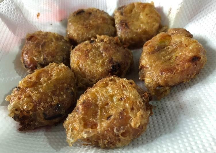Perkedel kentang&daging