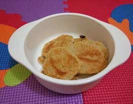 Oat Cookies Teflon Camilan Bayi Simple