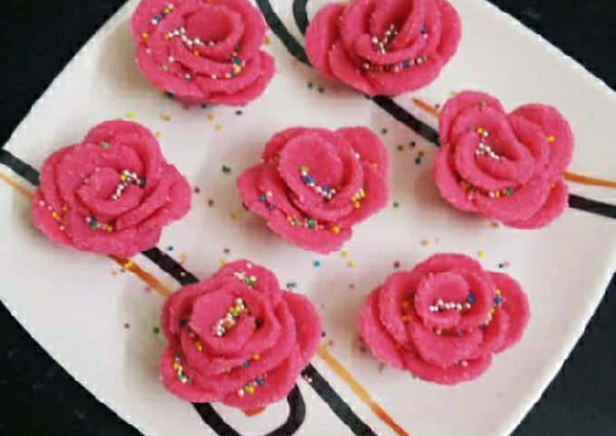 Coconut Rose Sweet