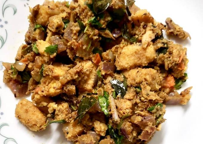 Recipe: Yummy Chicken curry idli