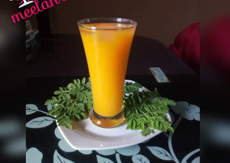 Recipe of Homemade Mango juice