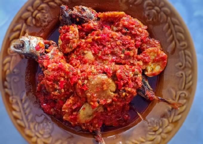 Balado Ikan Sarden & Jengkol   Ide masakan sehari-hari