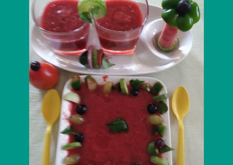 Gazpacho Soups