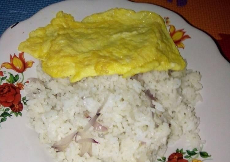 Resep Nasi Goreng Bawang Simple Paling dicari