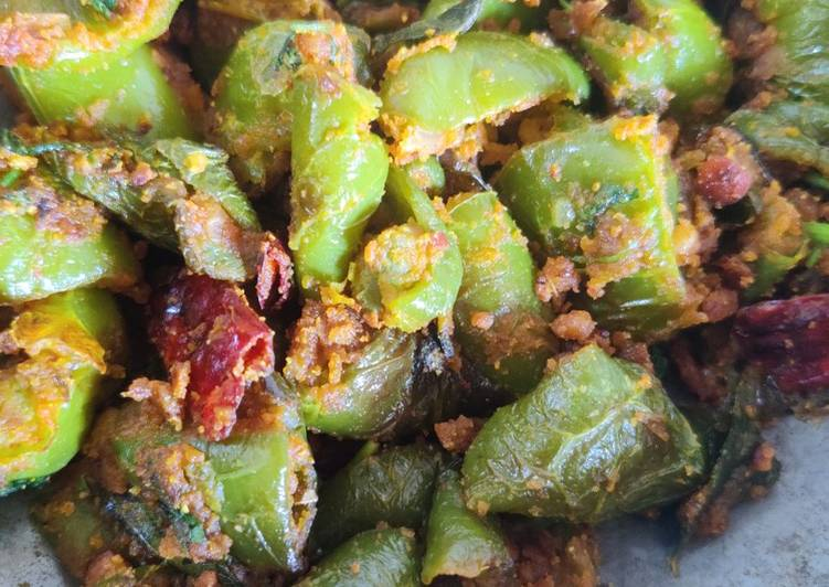 Read This To Change How You Capsicum curry