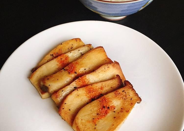 Cách Làm Món Tuần 7: Nấm đùi gà nướng của Châu Dư - Cookpad