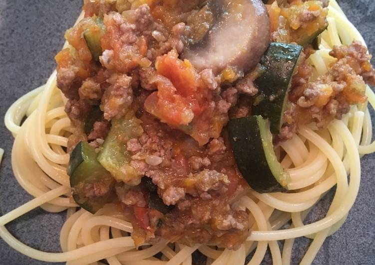 Spaghetti Zucchini Bolognese, A Lot Of You May Possibly Not Understand This But Coconut Oil Can Have Great Health Advantages To It