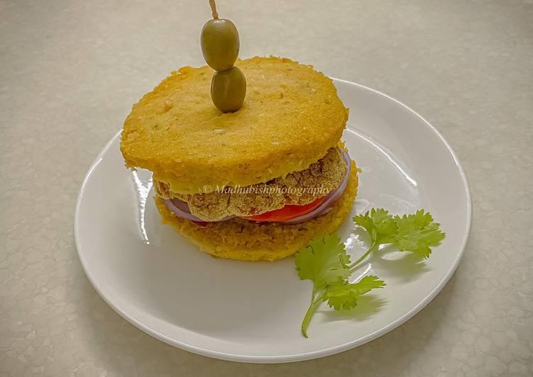 Soya Burger