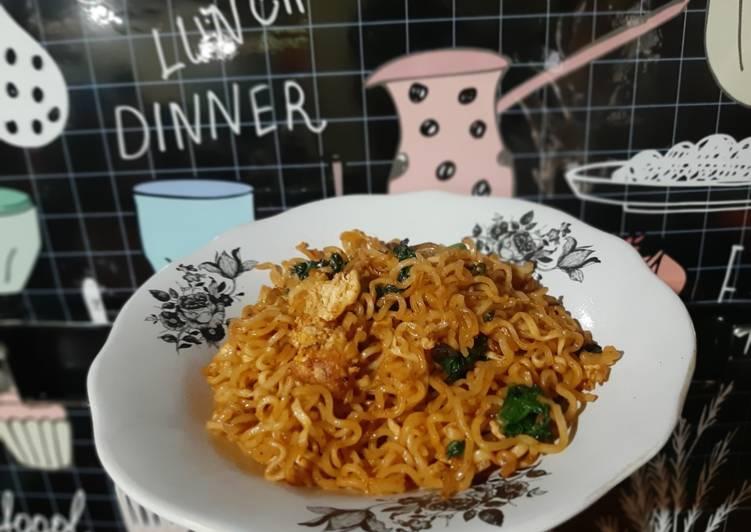 Resep Mie Tumis Indomie goreng Paling dicari