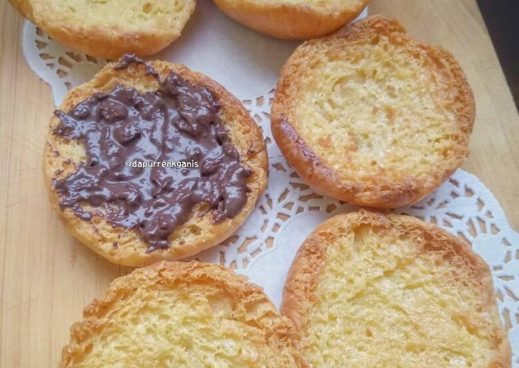 Roti bagelan/bagelen