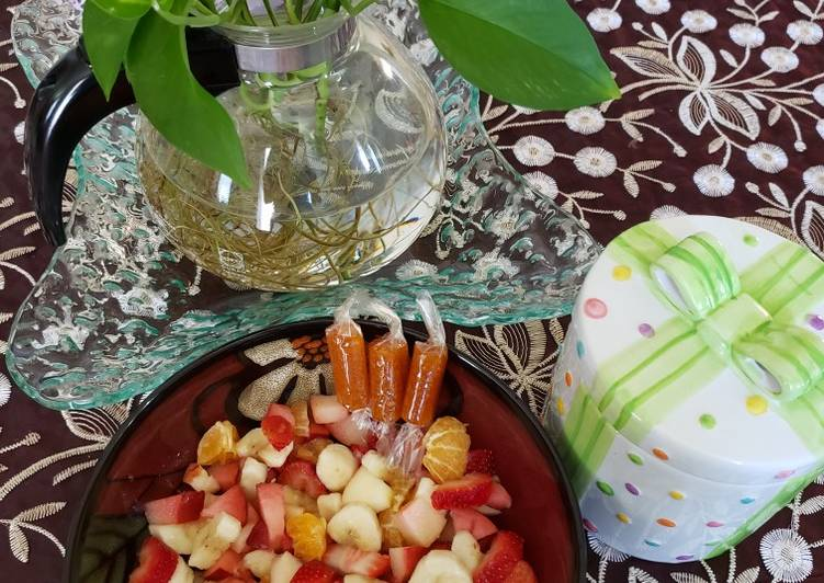 Recipe: Tasty Fruit Salad ???