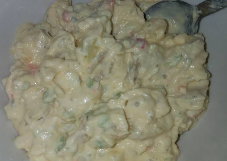 How to Cook Appetizing Carries Best Potato Salad