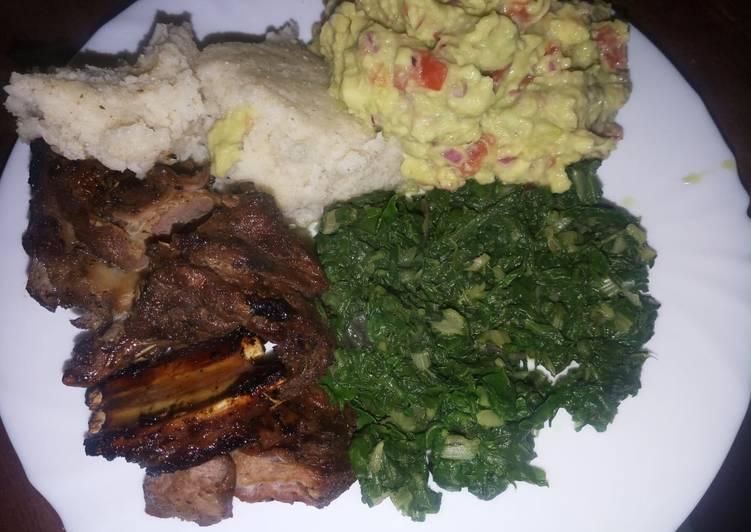 Recipe of Ultimate Mbuzi choma