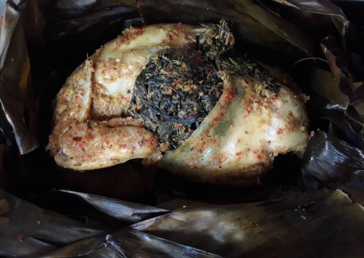 Resep Ayam Betutu Bumbu Bali Yang Populer Pasti Nagih