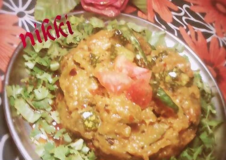 Steps to Prepare Any-night-of-the-week Khatta Mitha kaddu