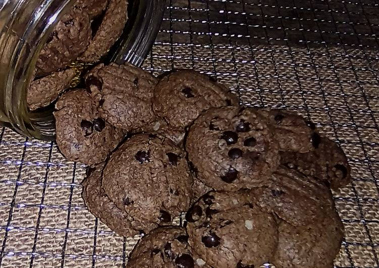 Dcc Chochochips Cookies Or Good Time Cookies NO MIXER