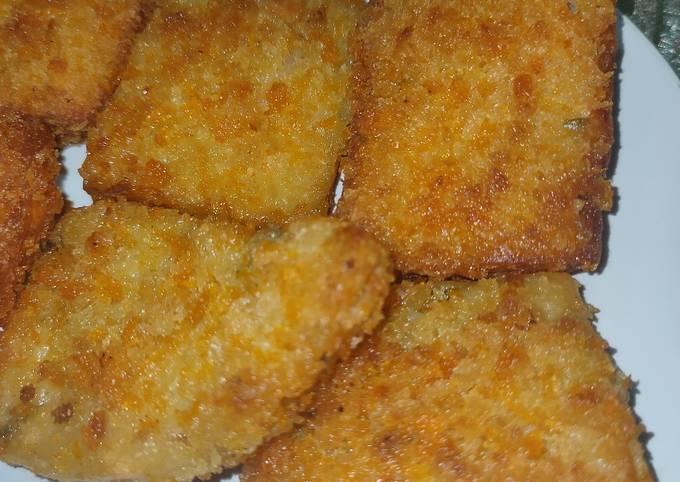 Resep Naget Ayam / Chicken Nuget Ala Jessie