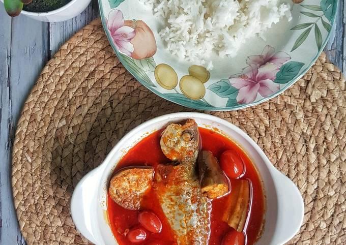 Asam Pedas Ikan Selar