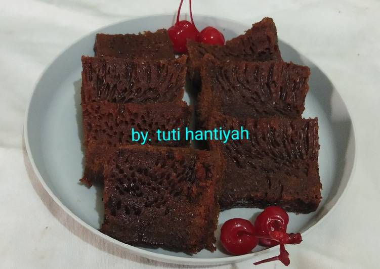 resep buat Bolu karamel - Sajian Dapur Bunda