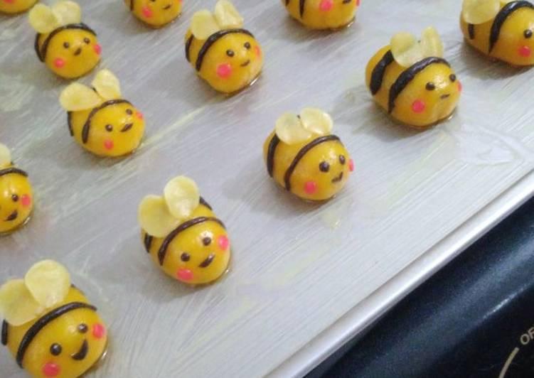 Nastar karakter Lebah 🐝