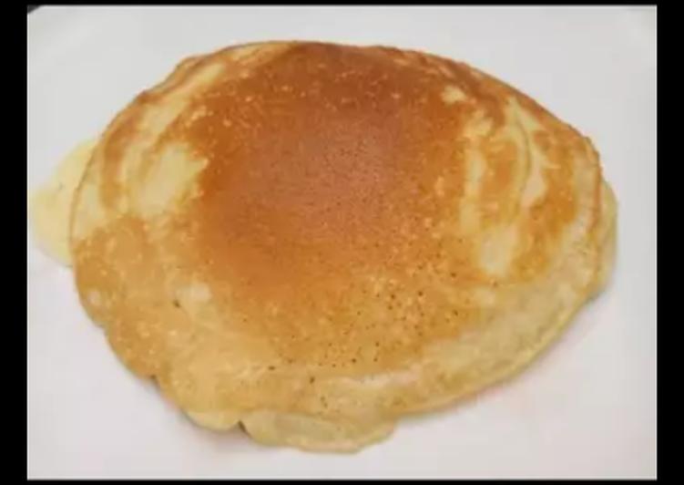 25 Minute Recipe of Autumn Pancake